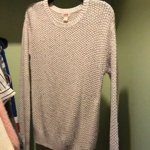 Mossimo long sleeve sweater